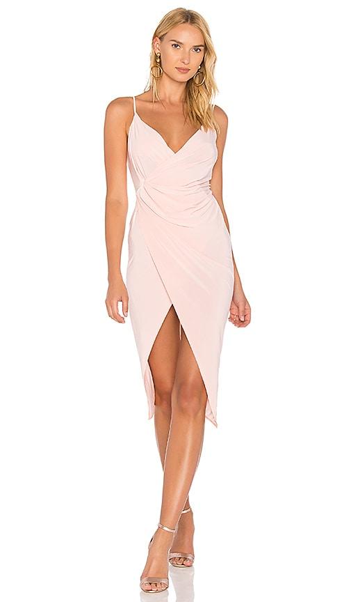 Donna Mizani Leona Dress in Pink