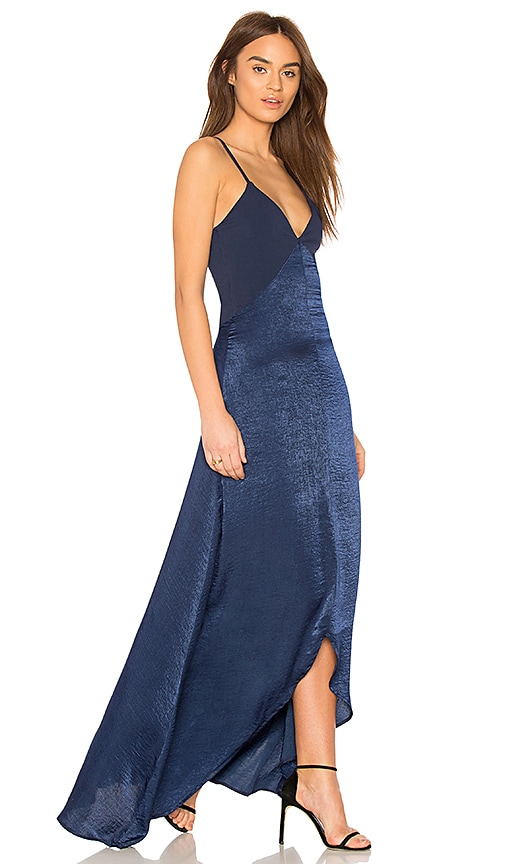 Donna Mizani Luxe Gown in Blue
