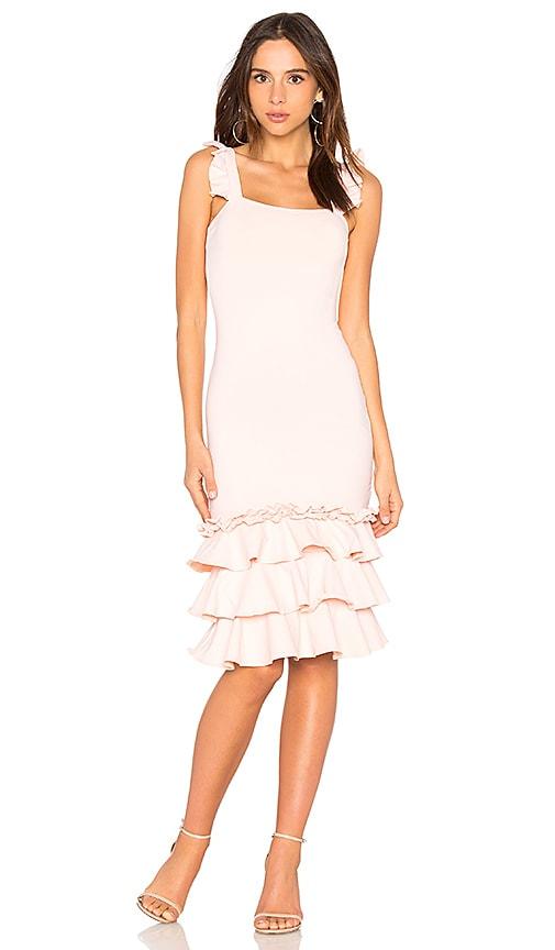 Donna Mizani Rosie Dress in Pink