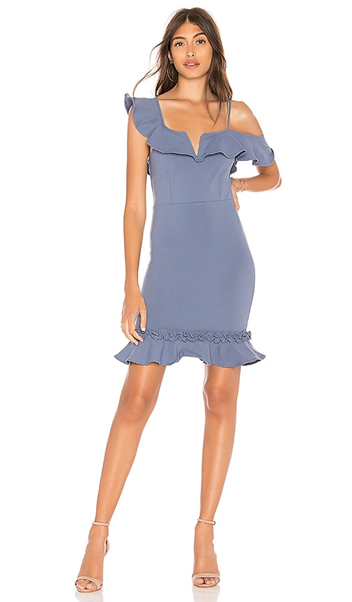DONNA MIZANI REMINGTON MINI DRESS