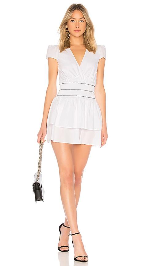 Donna Mizani Clara Dress in White