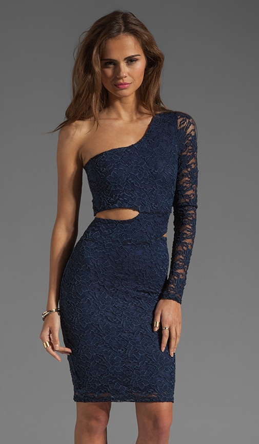 Passion Lace Classic Cut Out Dress