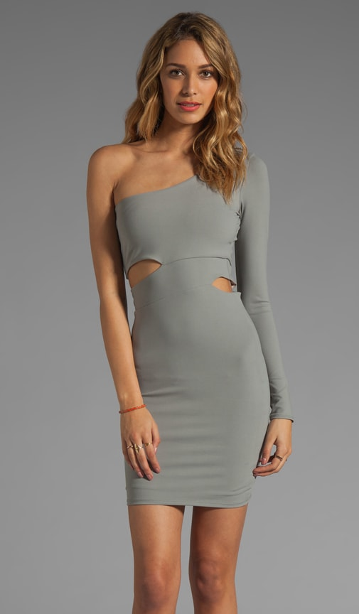 Ultra Soft Classic Cut Out Dress