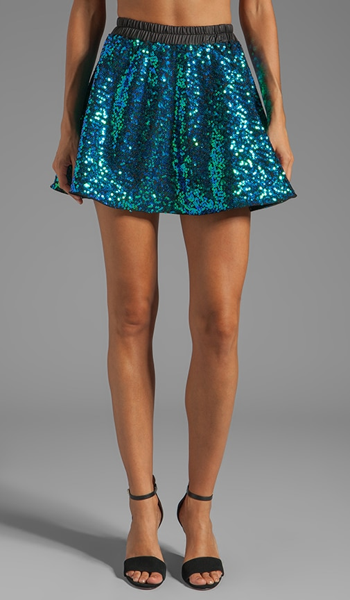 Mermaid Circlet Skirt