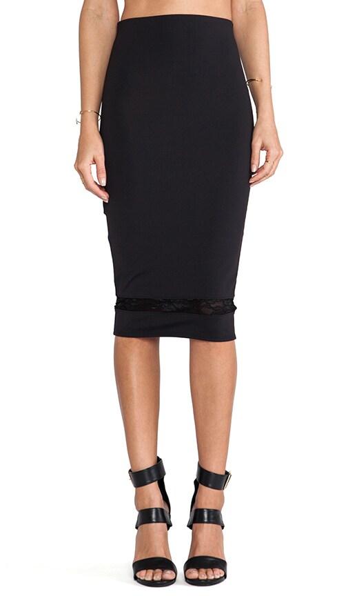 Mid Length Skirt