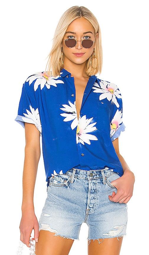 Glossy Possy Print Shirt
