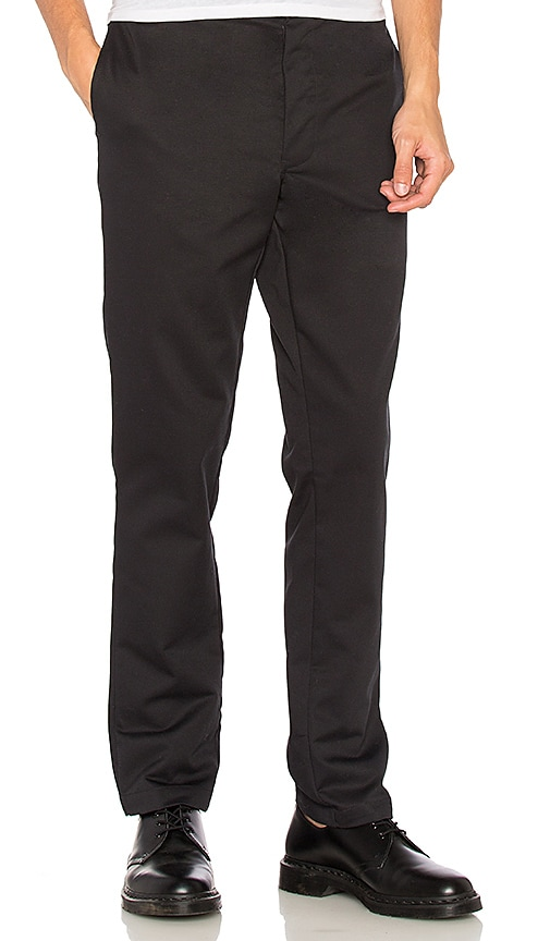 Dickies x Palmer Trading Company Lowrider Chinos in Black