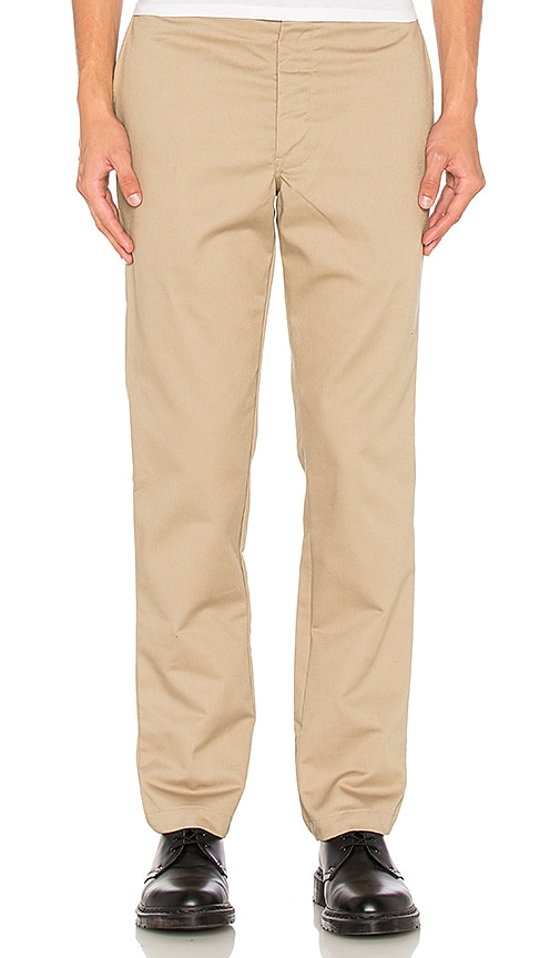 Dickies x Palmer Trading Company Lowrider Chinos in Beige