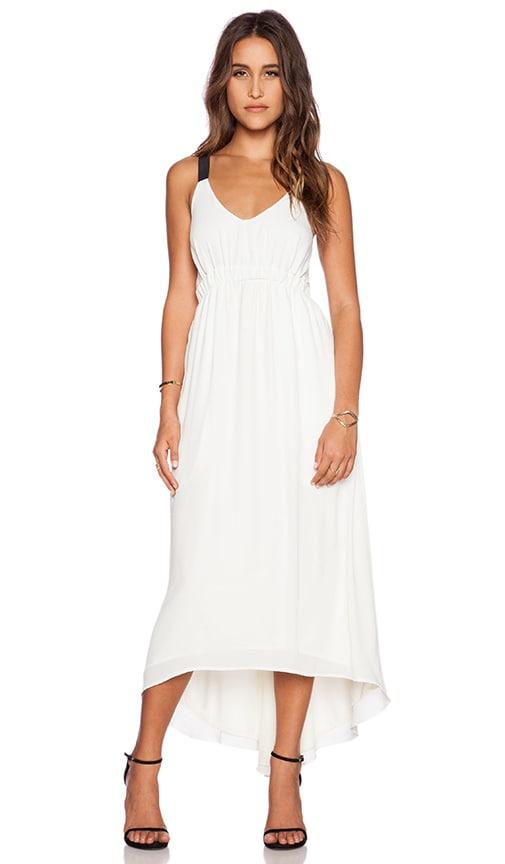 d.RA Merope Dress in White