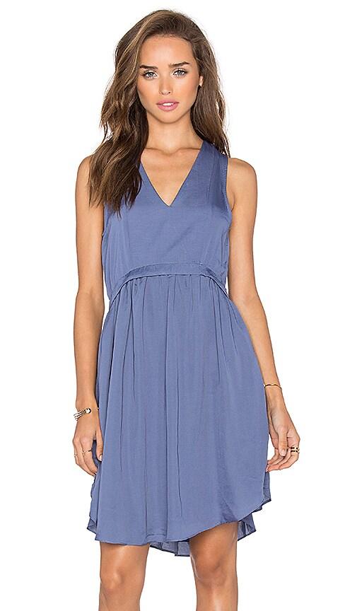 d.RA Alhena Dress in Blue