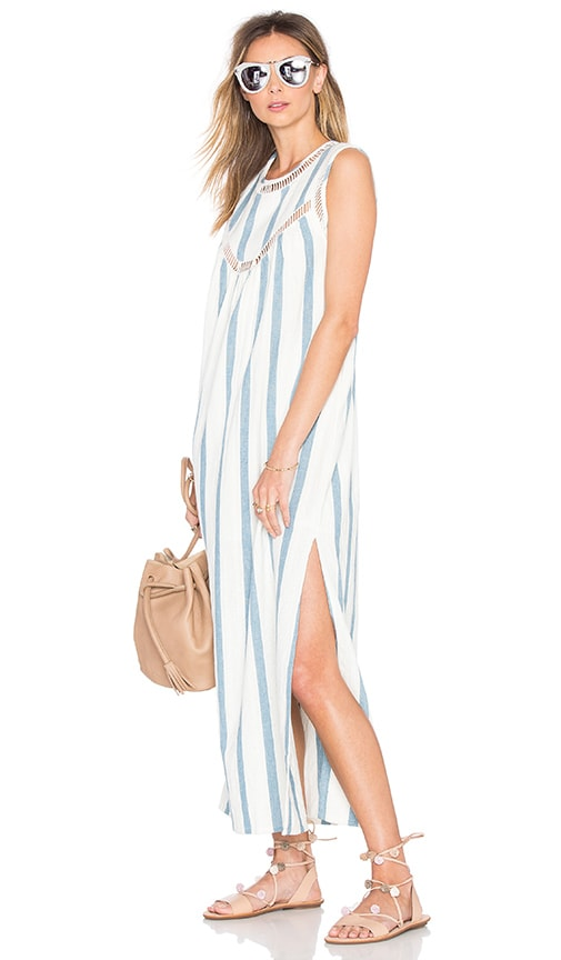 d.RA Cosette Maxi Dress in Blue