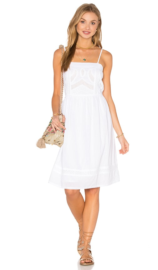 d.RA Charmant Dress in White