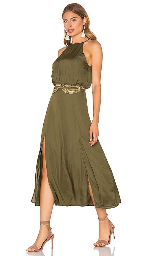 d.RA Marceline Dress in Green