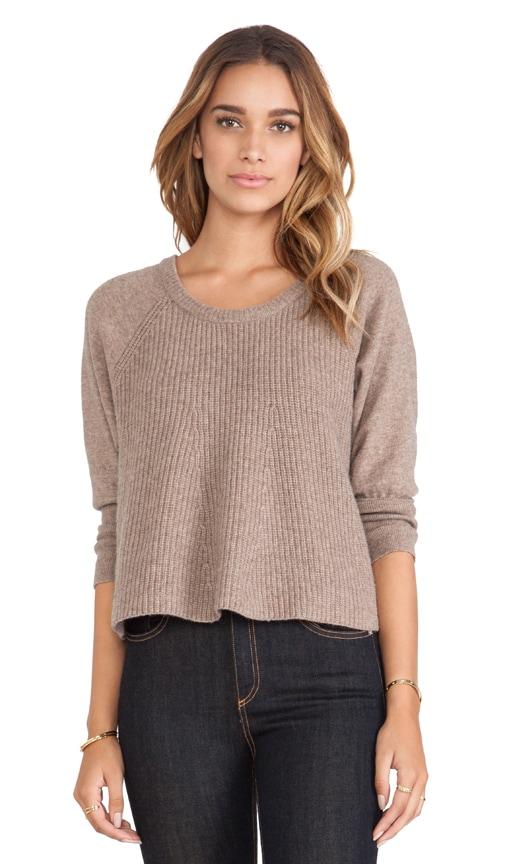 d.RA Jacaranda Sweater in Tan