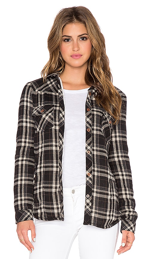 d.RA Mayflower Jacket in Greyhound Plaid