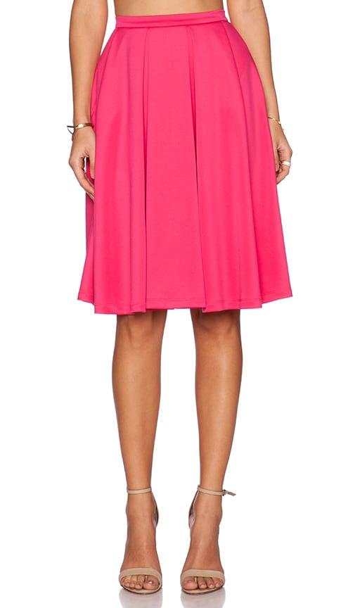 d.RA Serafina Skirt in Hot Pink