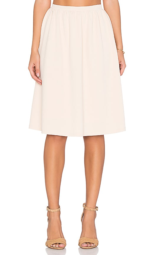 d.RA Tarth Skirt in Soft Pink
