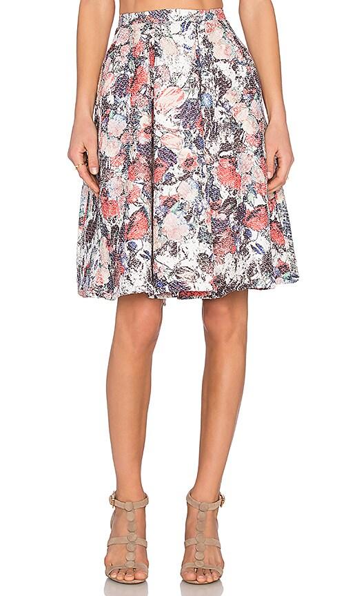 d.RA Serafina Skirt in Multi Floral