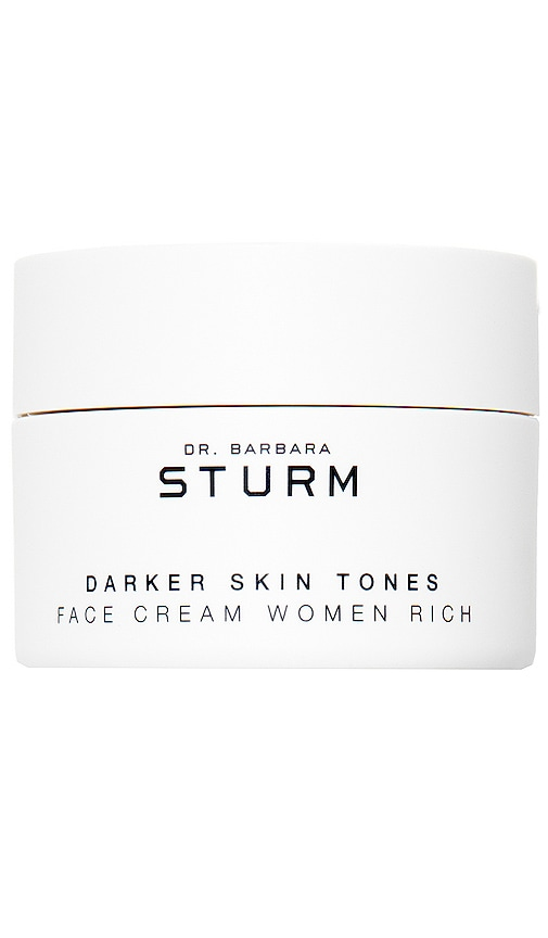 Darker Skin Tones Face Cream Rich by Dr. Barbara Sturm