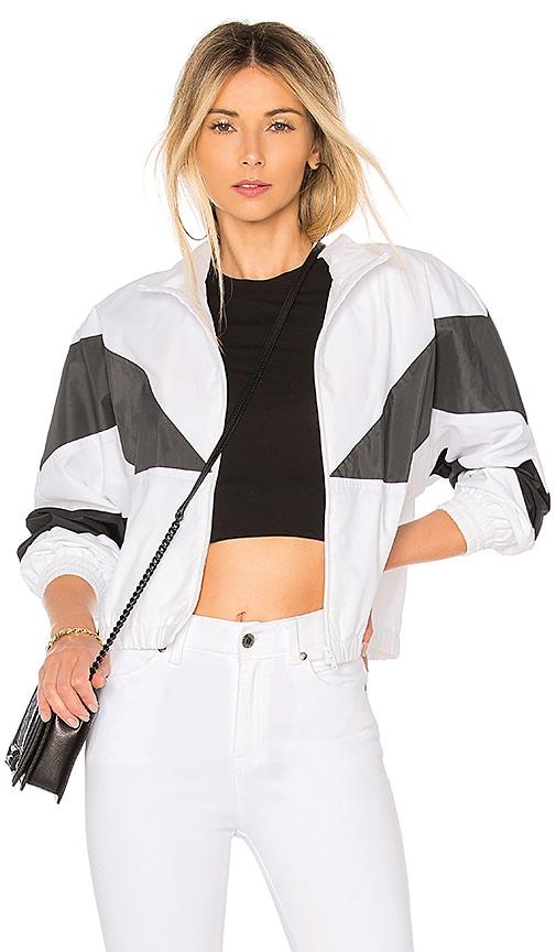 Dr. Denim Inna Jacket in White