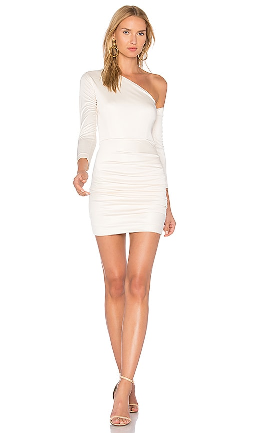DREAM Celine Dress in White