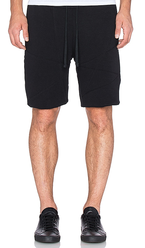 Drifter Frequency Shorts in Black