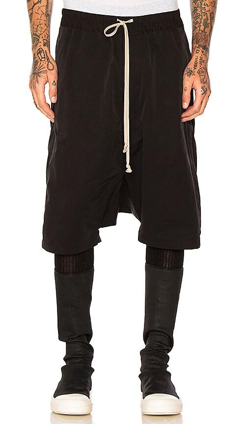 DRKSHDW by Rick Owens Shorts in Black
