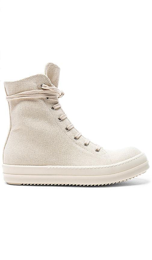 online retailer d426d 68afe DRKSHDW by Rick Owens Scarpe Sneakers in Natural | REVOLVE