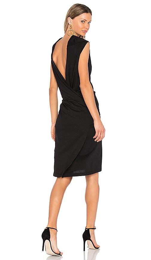 DRKSHDW by Rick Owens Marella Tunic Dress in Black