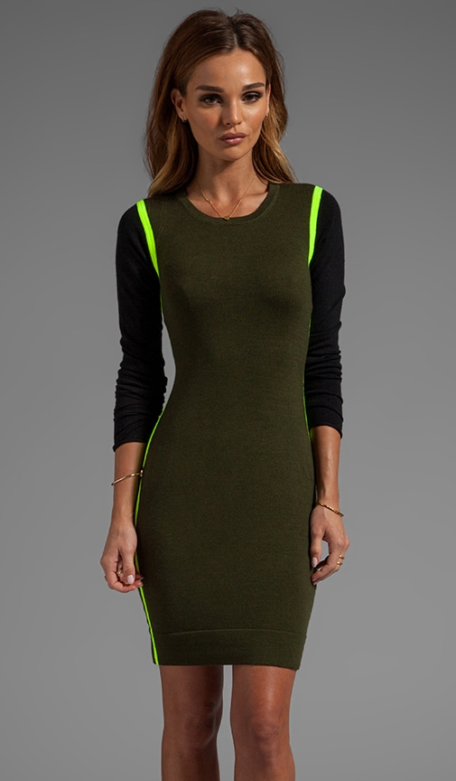 1000 Watt Sweater Dress