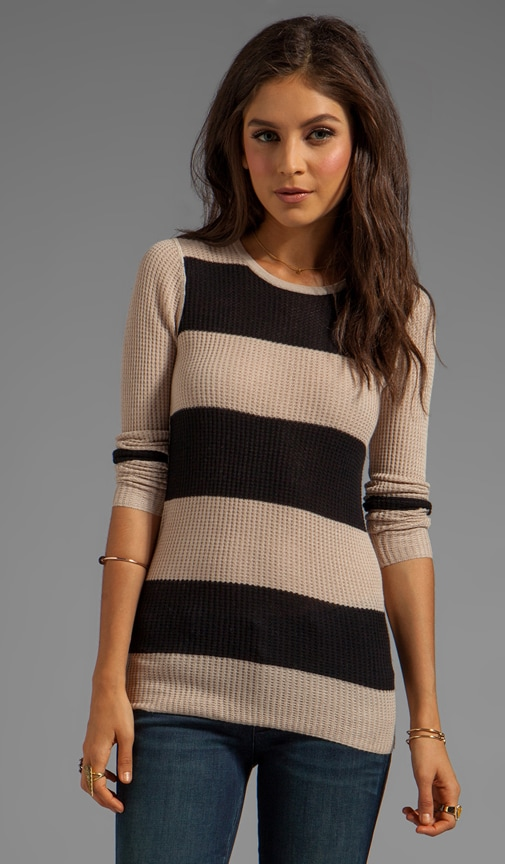 Superaire Stripe Sweater