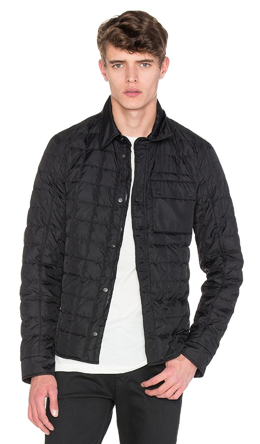 Duvetica Aegnor Jacket in Black