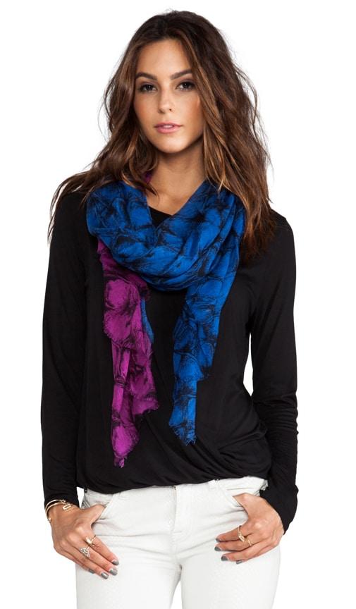 Hanovar Silk Wool Scarf