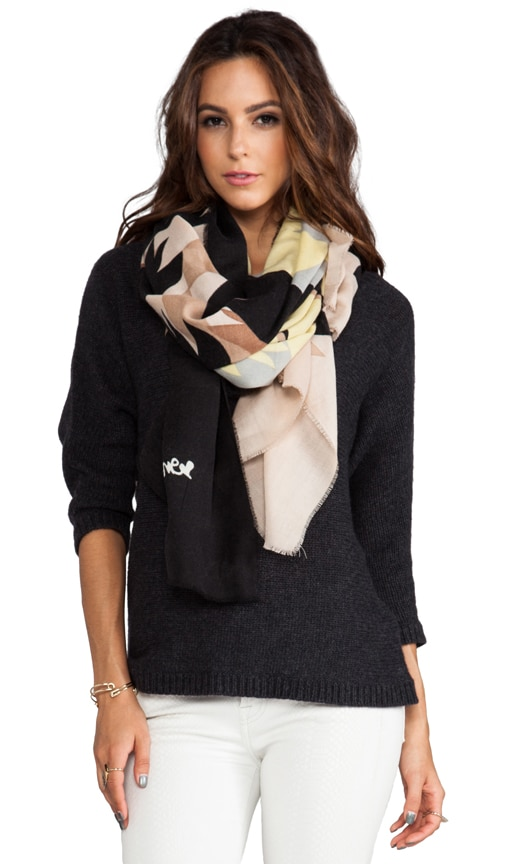 Heavy Wool Scarf