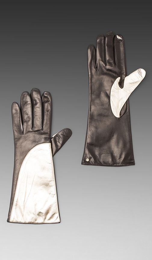 Asymmetrical Glove
