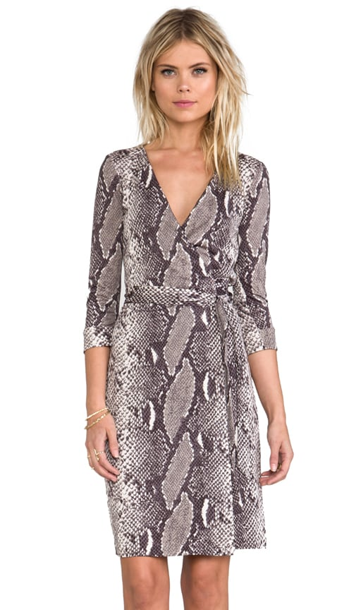 New Julian Two Silk Jersey Dress