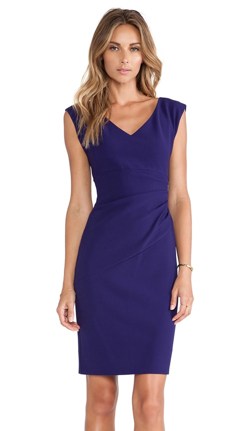 Bevin Ruched Waist Dress