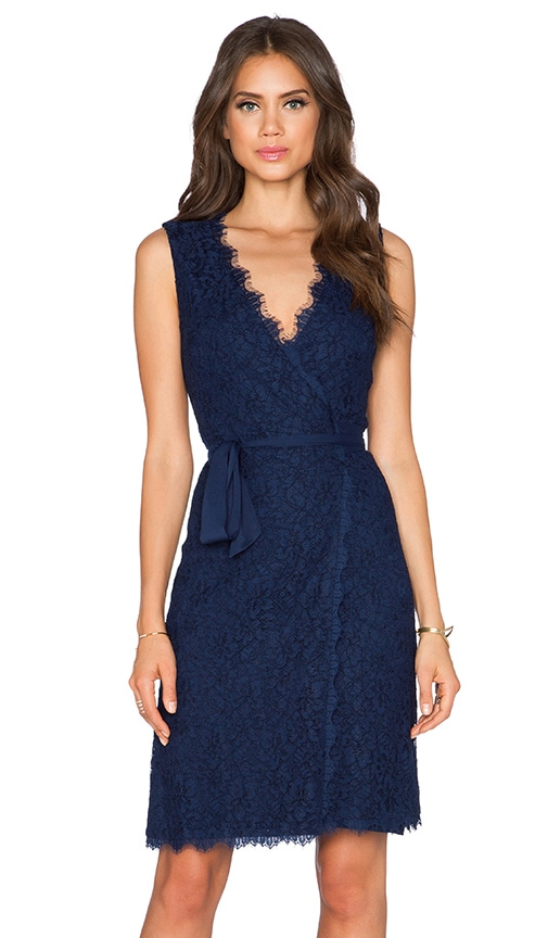 Dvf dress lace 2019