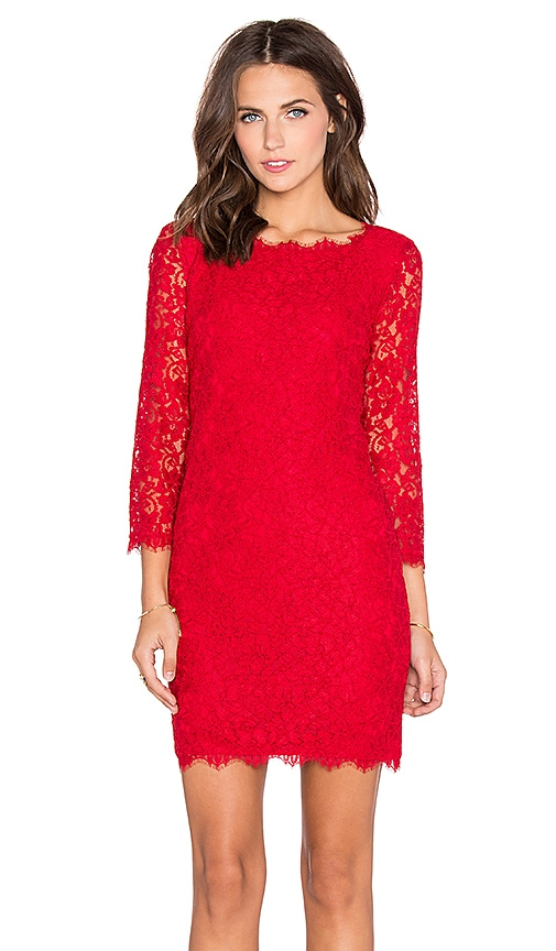 Zarita Lace Mini Dress