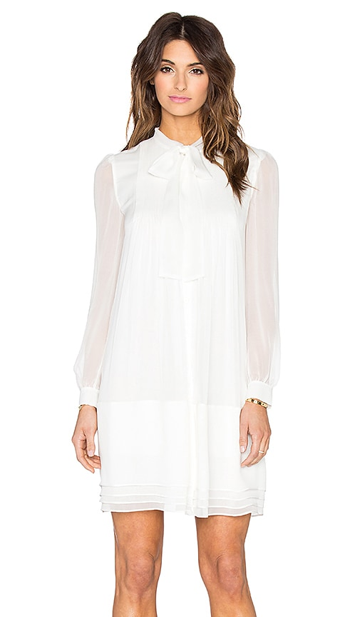 Diane von Furstenberg Waverly Dress in Ivory