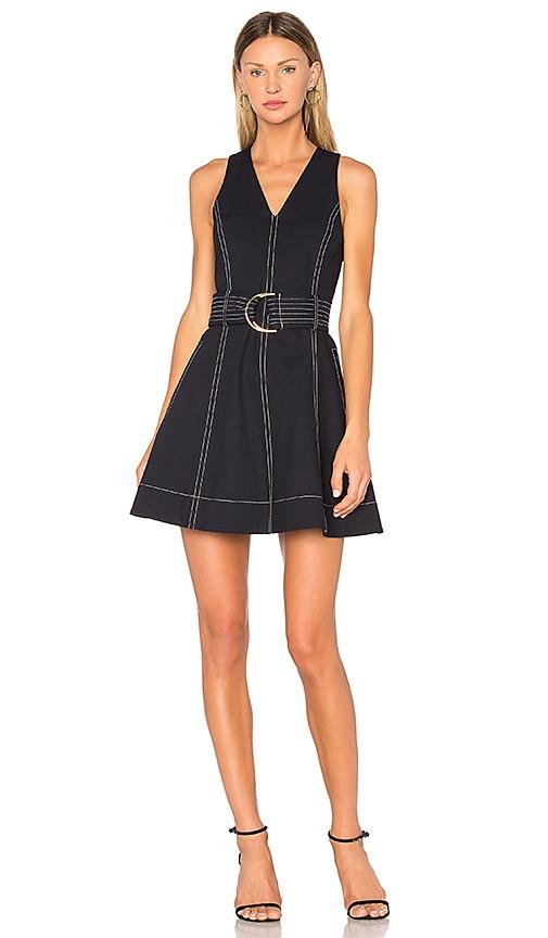 4835529c50d48 Diane von Furstenberg Ring Mini Dress in Alexander Navy | REVOLVE