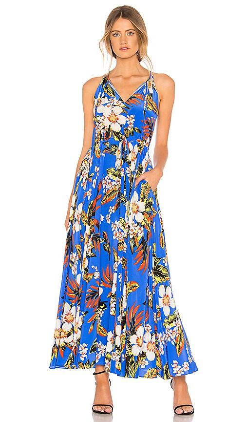 0b802015230 Tie Waist Maxi Dress. Tie Waist Maxi Dress. Diane von Furstenberg