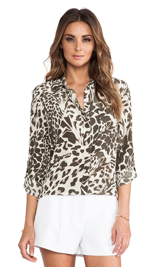Lorelei Two Print Top