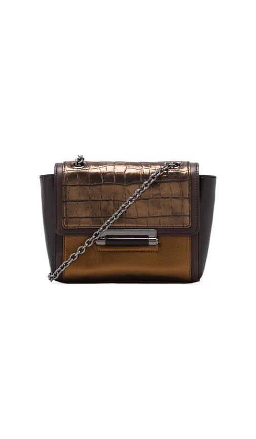 Mini Embossed Bag