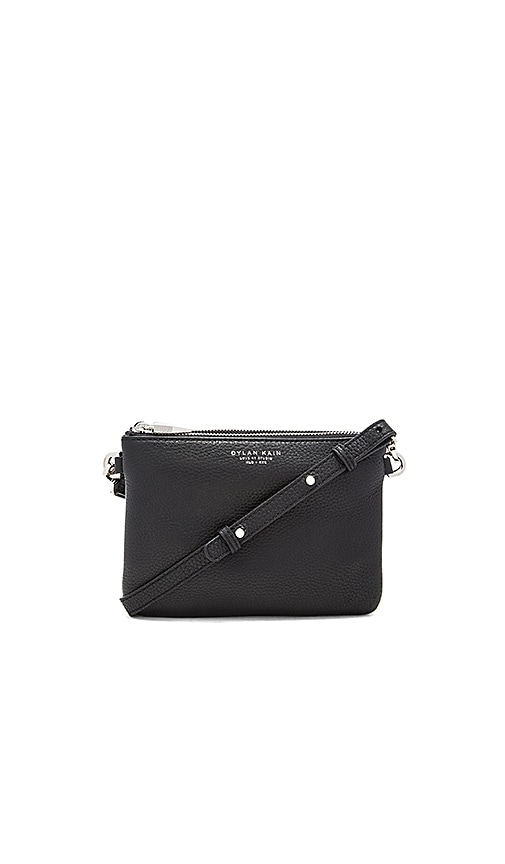 DYLAN KAIN The LSC Crossbody Bag in Silver