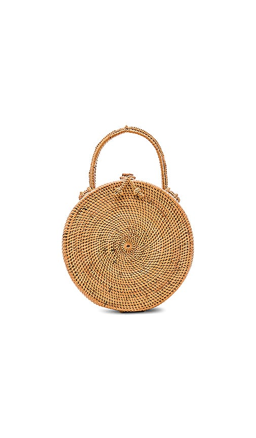 Lou Basket Bag by Ellen & James