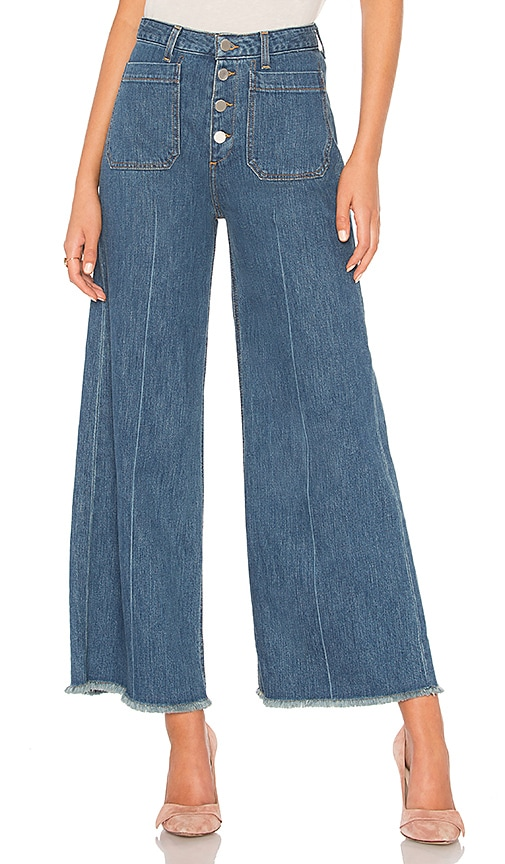 Elizabeth and James Carmine Denim Jean in Medium Denim