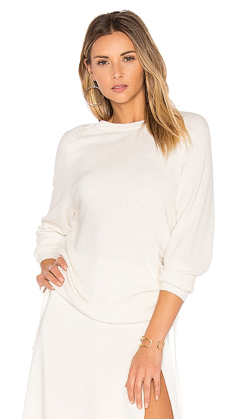 Elizabeth and James Amelie Sweater in Ivory