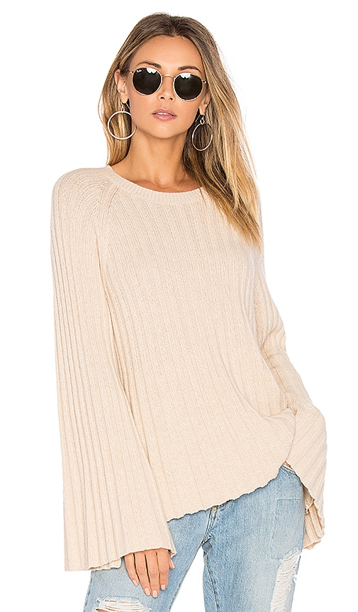 Elizabeth and James Baker Pullover in Beige
