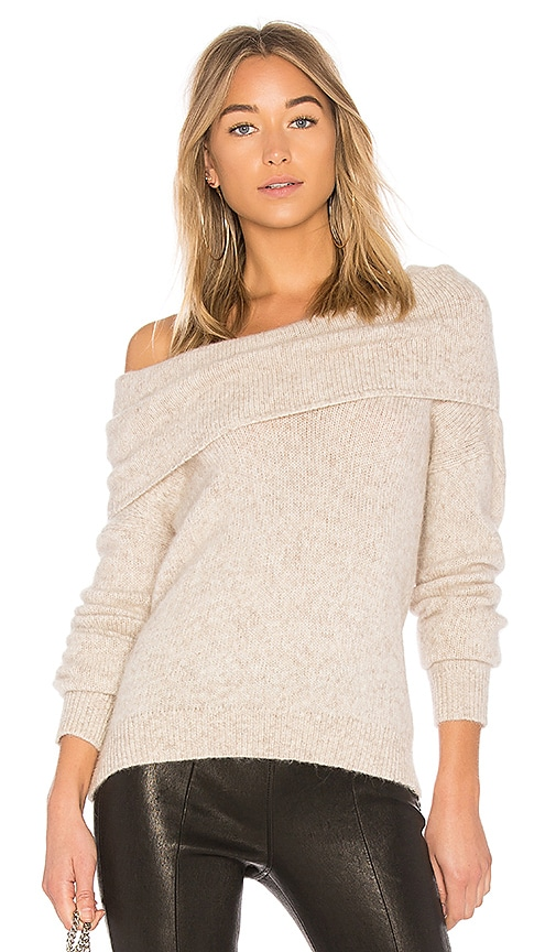 Elizabeth and James Gracelyn Sweater in Cream